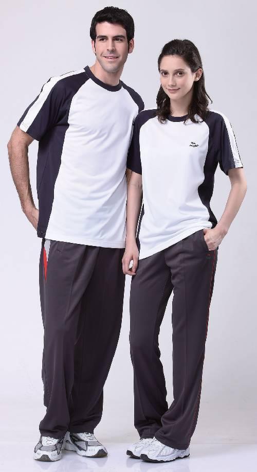 PT801504白排汗T恤